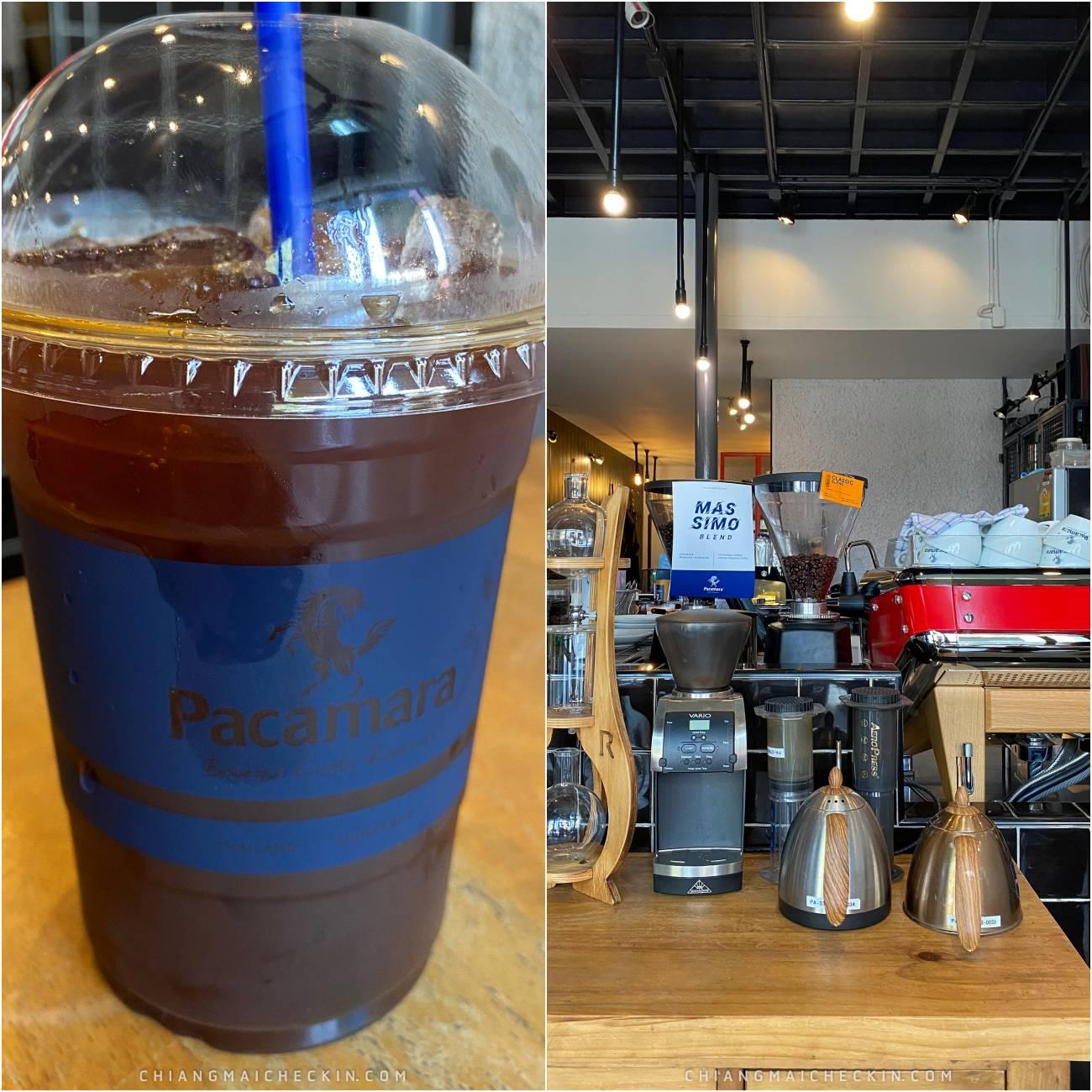 PACAMARA COFFEE ร้านกาแฟเกร๋ๆมีสไตล์กาแฟดียยย์พร้อมบรรยากาศสุดชิว ขอยกให้ร้านนี้เลยพลาดไม่ได้แล้วว