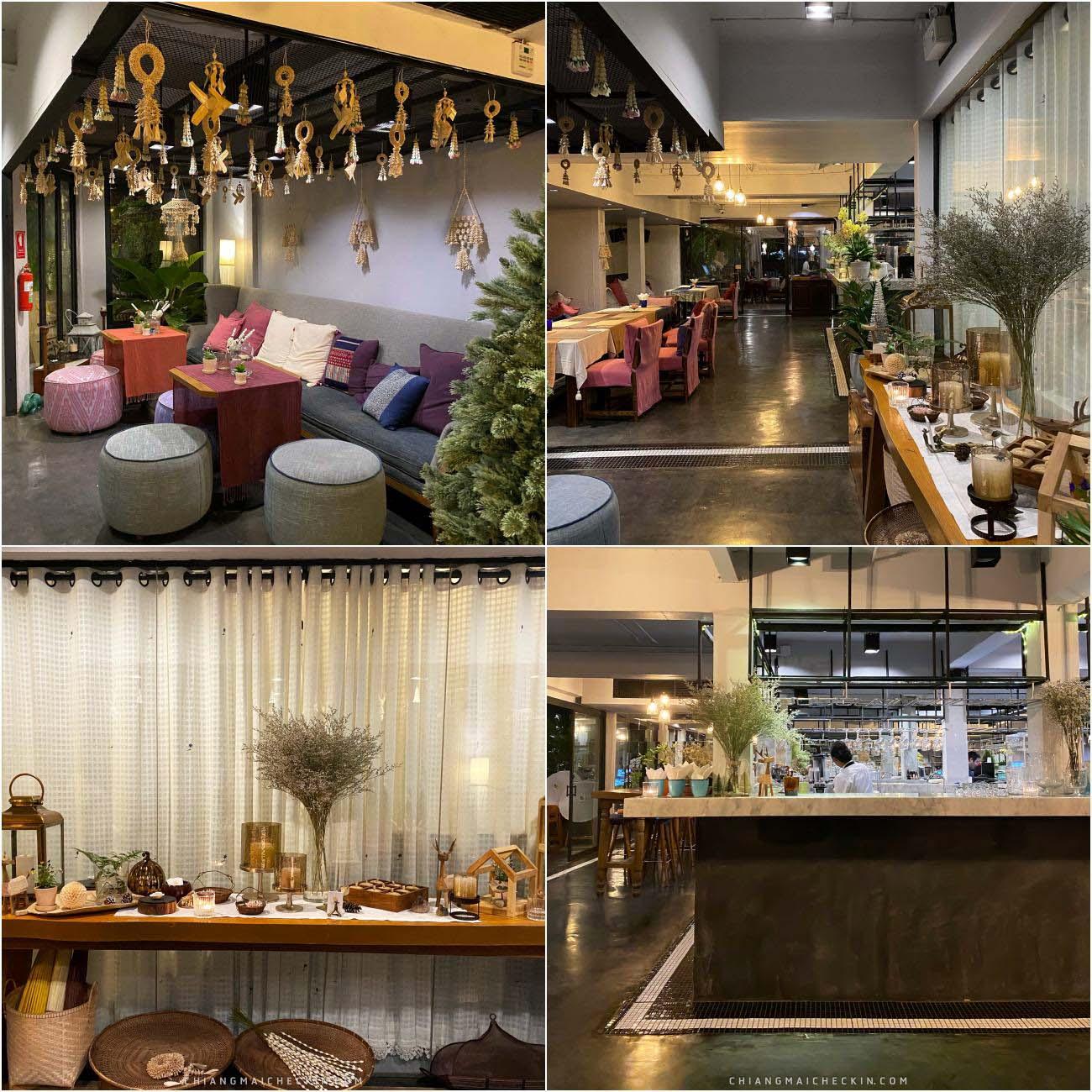Wanlamun Rim Nam ร้านอาหารไทยตกแต่งสวยดีงาม บรรยากาศดี ติดริมแม่น้ำปิง พนักงานสุภาพและบริการเป็นกันเองพลาดไม่ได้แล้ว